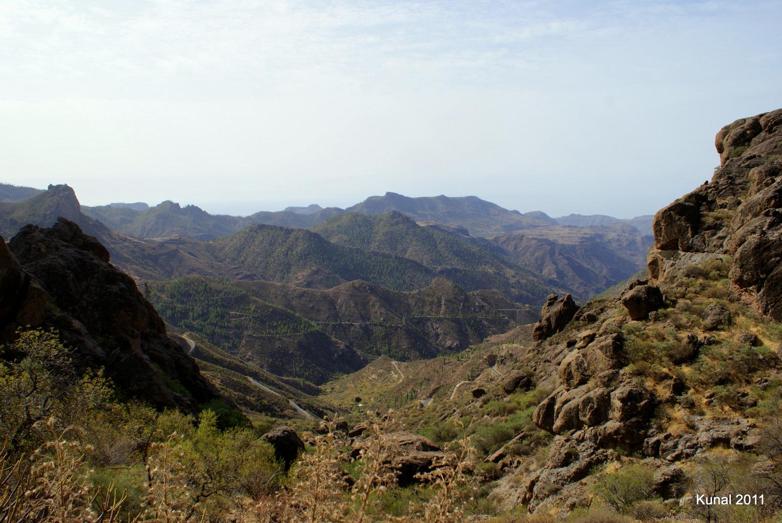 Roque Nublo a Presa de Las Ninas - Gran Canaria (11)