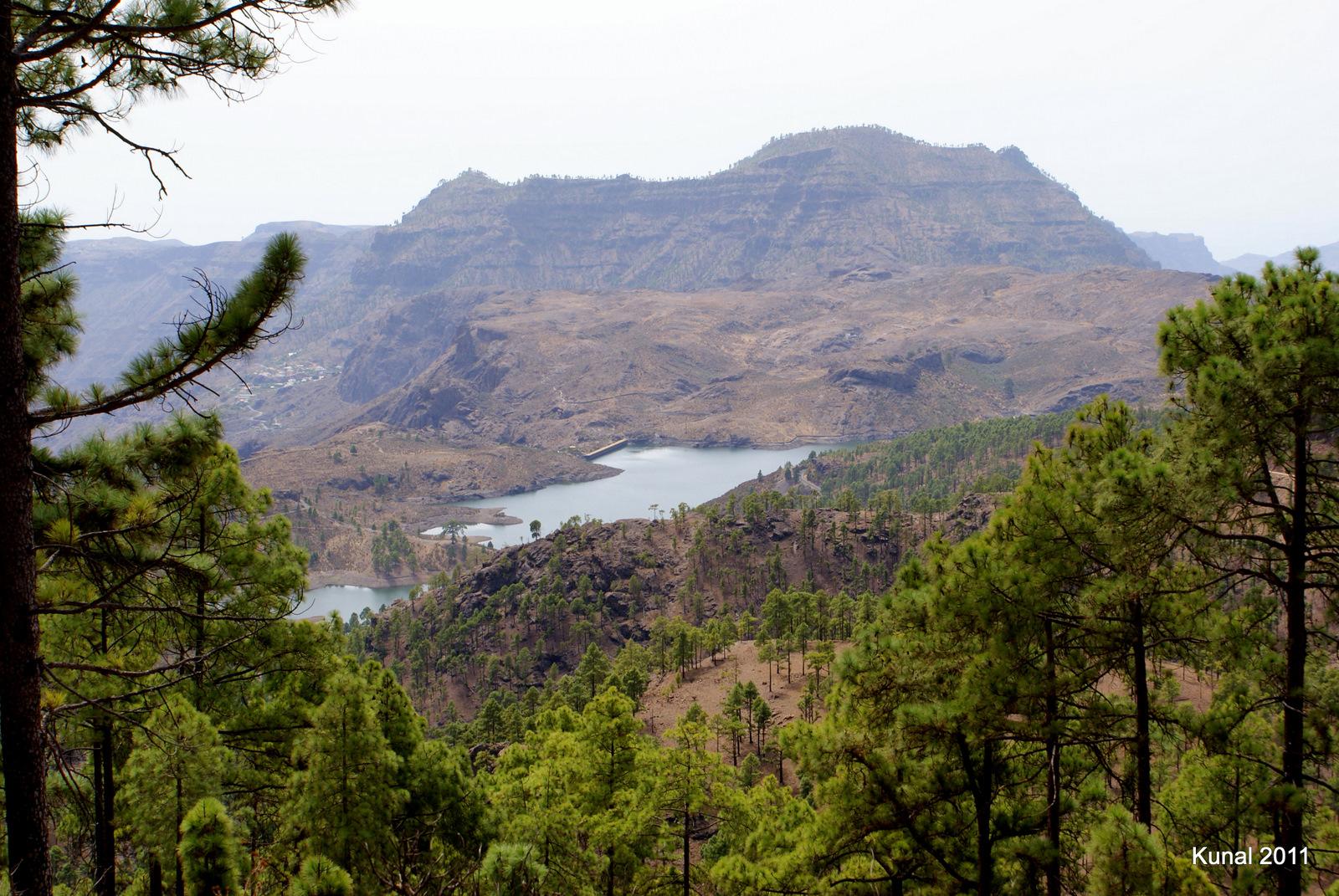 Roque Nublo a Presa de Las Ninas - Gran Canaria (20)
