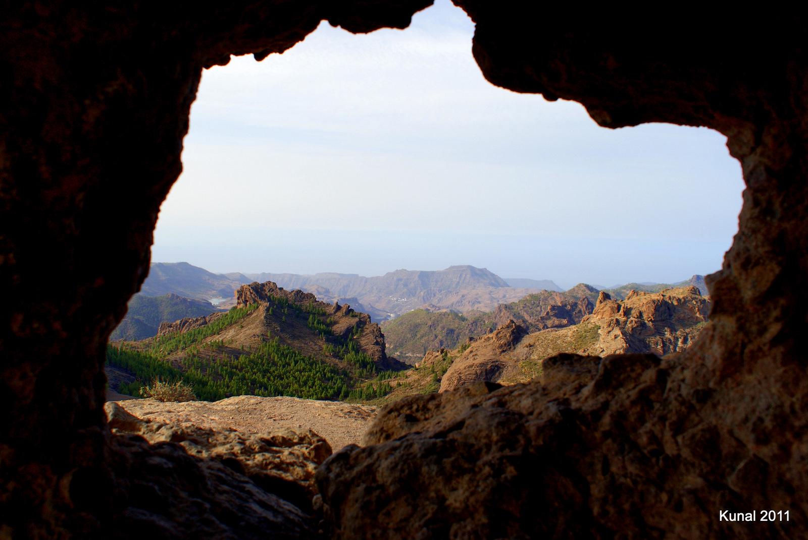 Roque Nublo a Presa de Las Ninas - Gran Canaria (4)