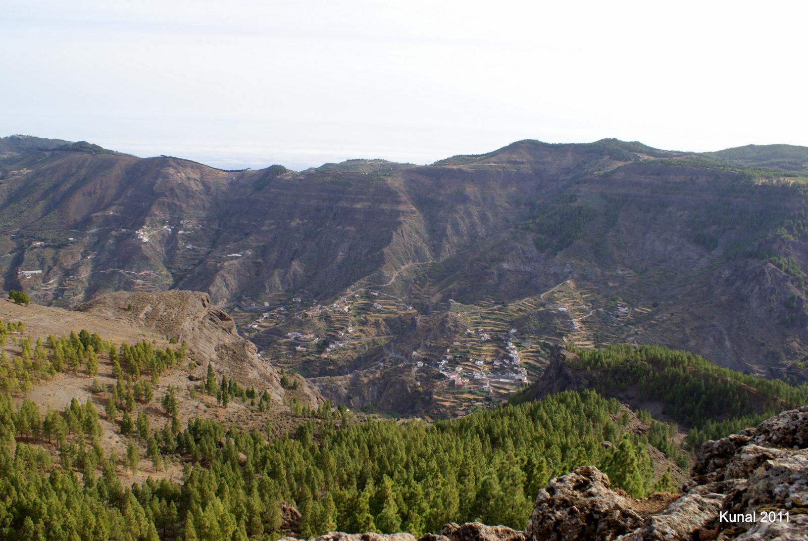 Roque Nublo a Presa de Las Ninas - Gran Canaria (8)