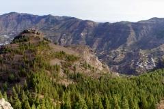 Roque Nublo a Presa de Las Ninas - Gran Canaria (23)