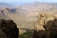 Roque Nublo a Presa de Las Ninas - Gran Canaria (6)