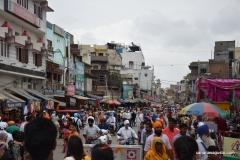 Amritsar - Calle Principal hacia el Templo de Oro