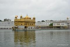 Amritsar - El Templo de Oro - Vista Derecha