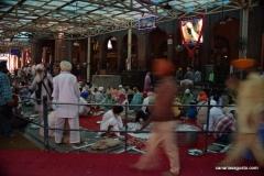 Amritsar - Templo de Oro - La cocina para el Langar (3)