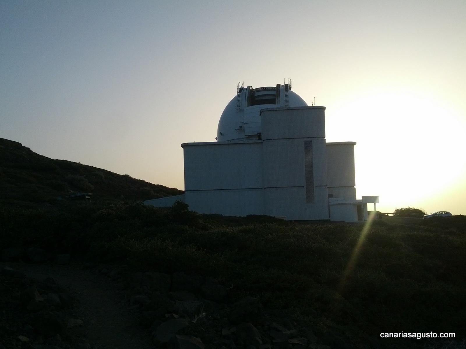 Astrofisico de La Palma