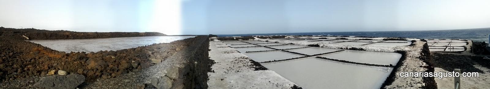 Las Salinas de Fuencaliente - La Palma