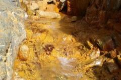 Camino hacia la cascada de los colores - La Palma