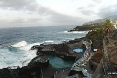 Piscinas Naturales, Barlovento - La Palma