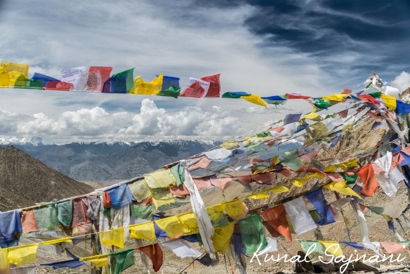 Prayer Flags, Leh, India