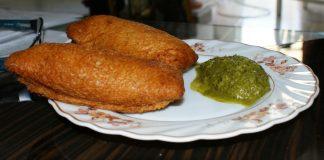 Bread Pakora Indian Recipe