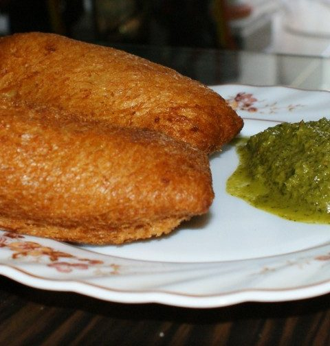 Bread Pakora Indian Recipe