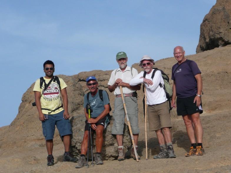 Grupo Montañero Trekking de Mogan