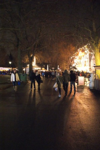Winter Wonderland en Londres