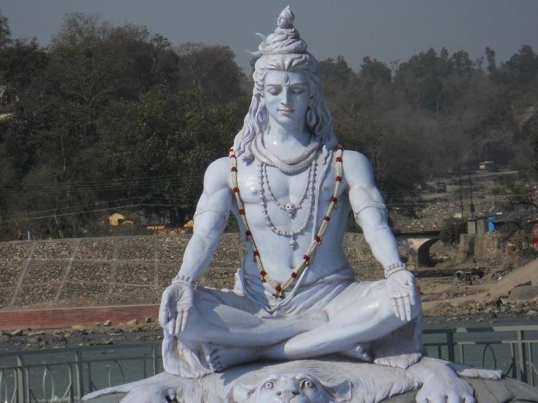 Shiva in Rishikesh-2010-0691