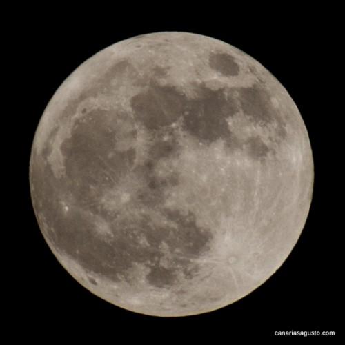Super Luna canariasaugsto 05-05-2012