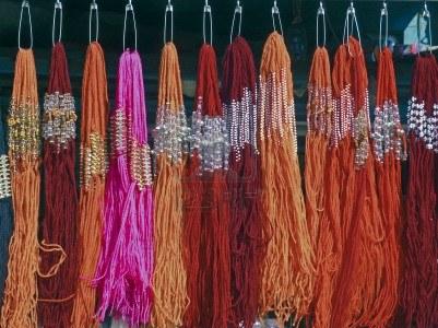 Rakhi Colgando en Mercado
