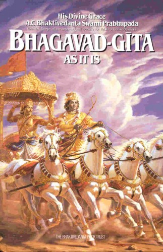 Bhagavad Gita as it is