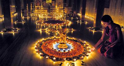Karti Purnima - Rituales Elaborados