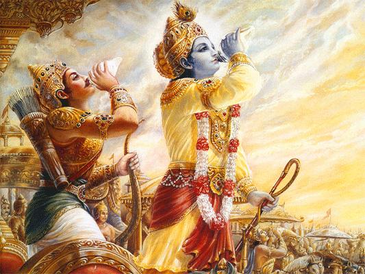 Krishna Arjuna Soplando Concha