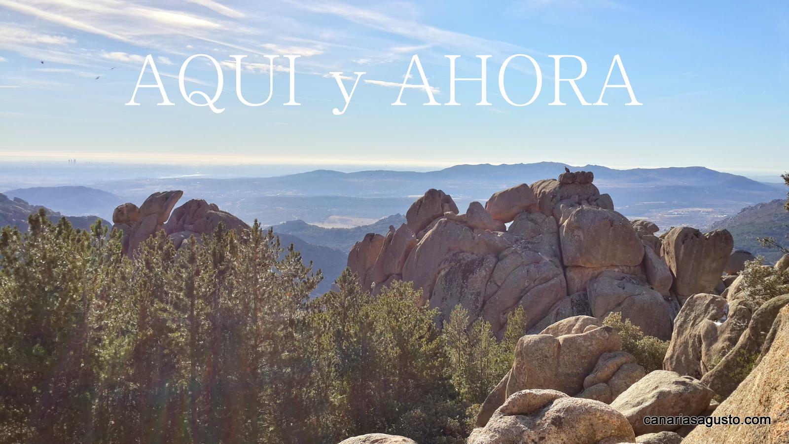 Sierra de Madrid Manzanares Pico Pajaritos