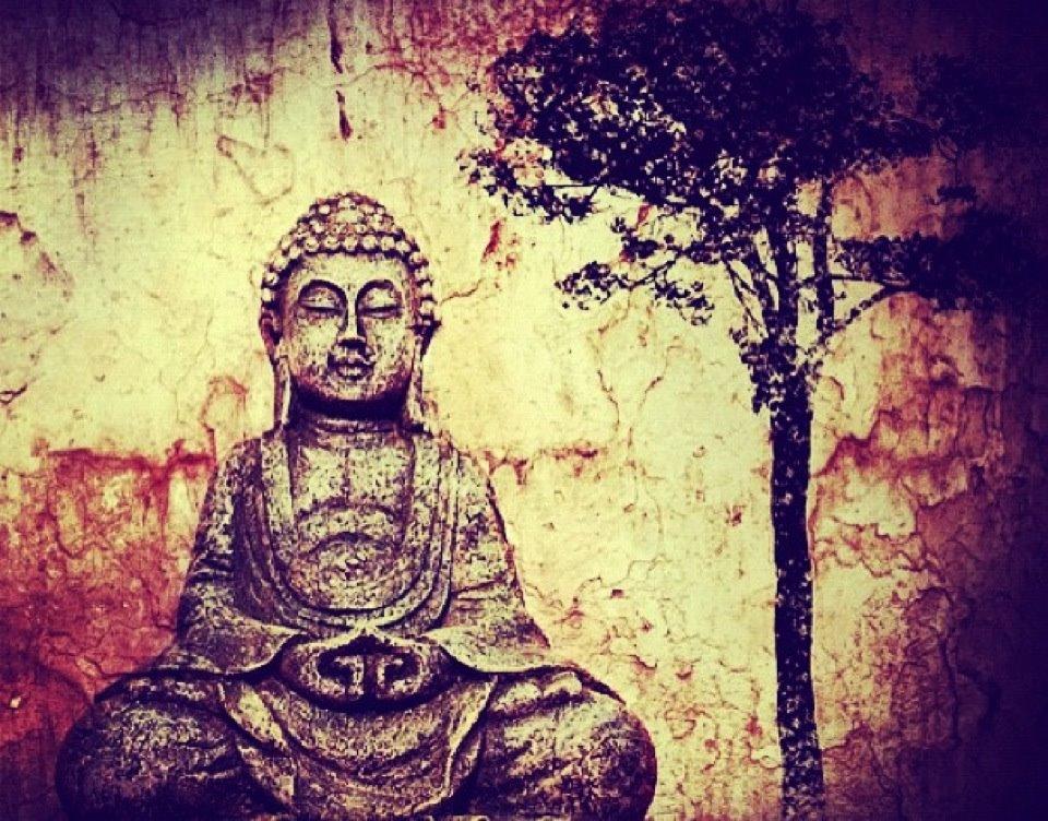 Buda cuatro tipos de amigo