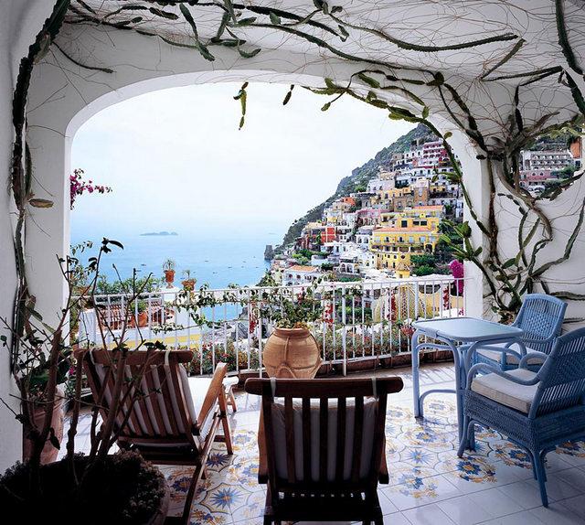 Hotel Le Sirenuse, Amalfi Coast, Italy - sirenuse.it