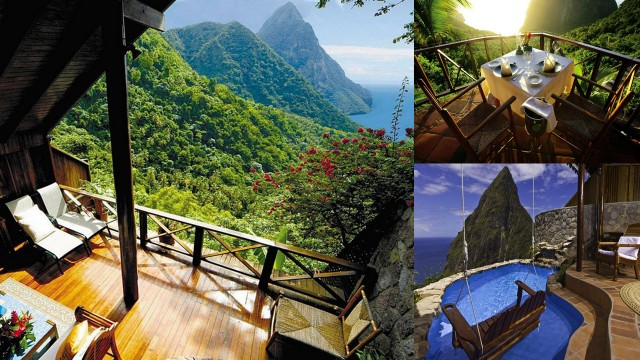 Ladera Resort, St. Lucia - ladera.com