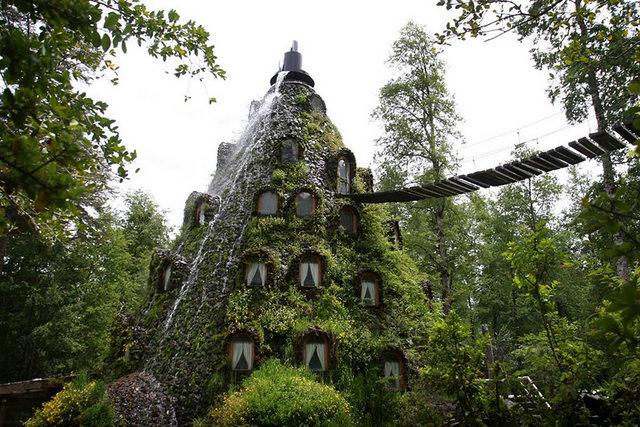 Montana Magica Lodge, Chile - huilohuilo.com