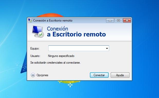C mo habilitar el escritorio remoto en windows 7 home for Conexion escritorio remoto windows 8