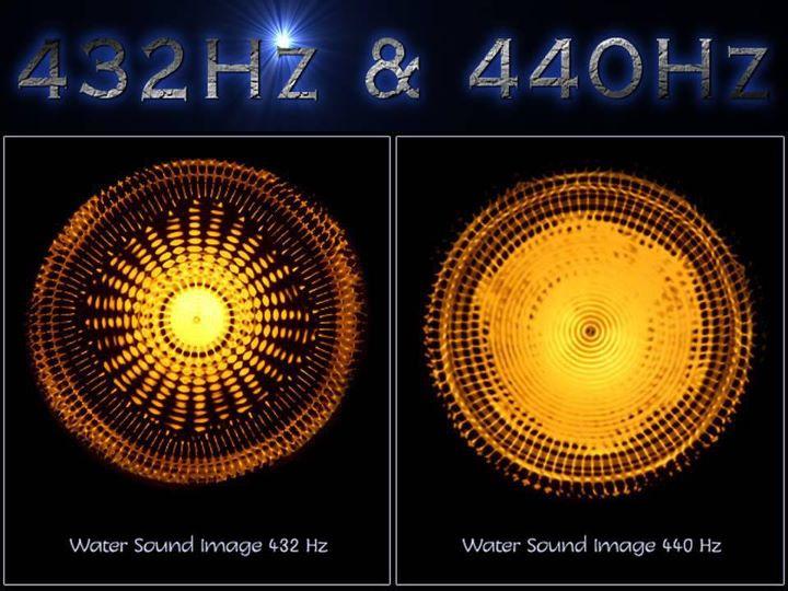 tono 432hz vs 440hz