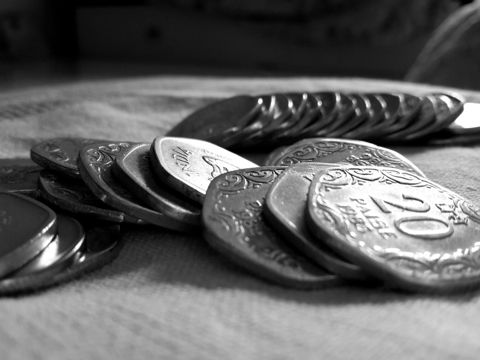 Monedas para meditar