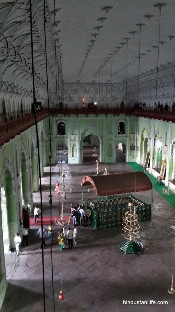 Bara Imambara - Sala Central