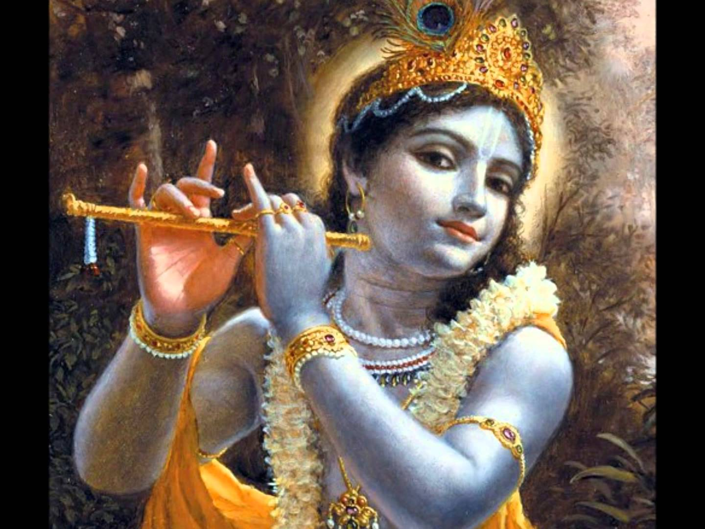 Krishna Azul