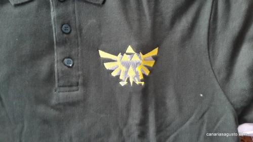 Polo Emblema Zelda