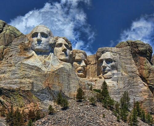 El Monte Rushmore, Dakota del Sur, USA