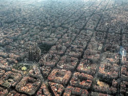 La Sagrada Familia, Barcelona - España