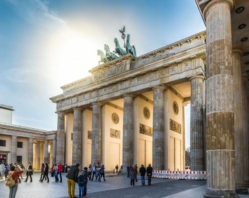 Puerta Branderburg, Berlin- Alemania