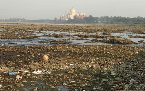 Taj Mahal, Agra - India