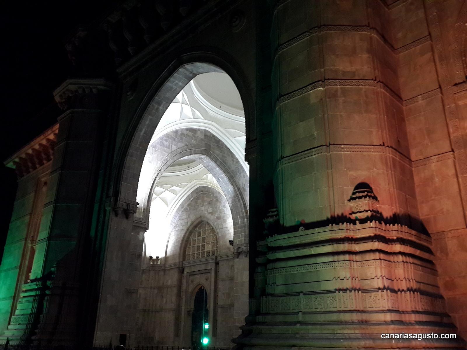 Puerta de la india bombay agusto en canarias - Arquitectura interior ...