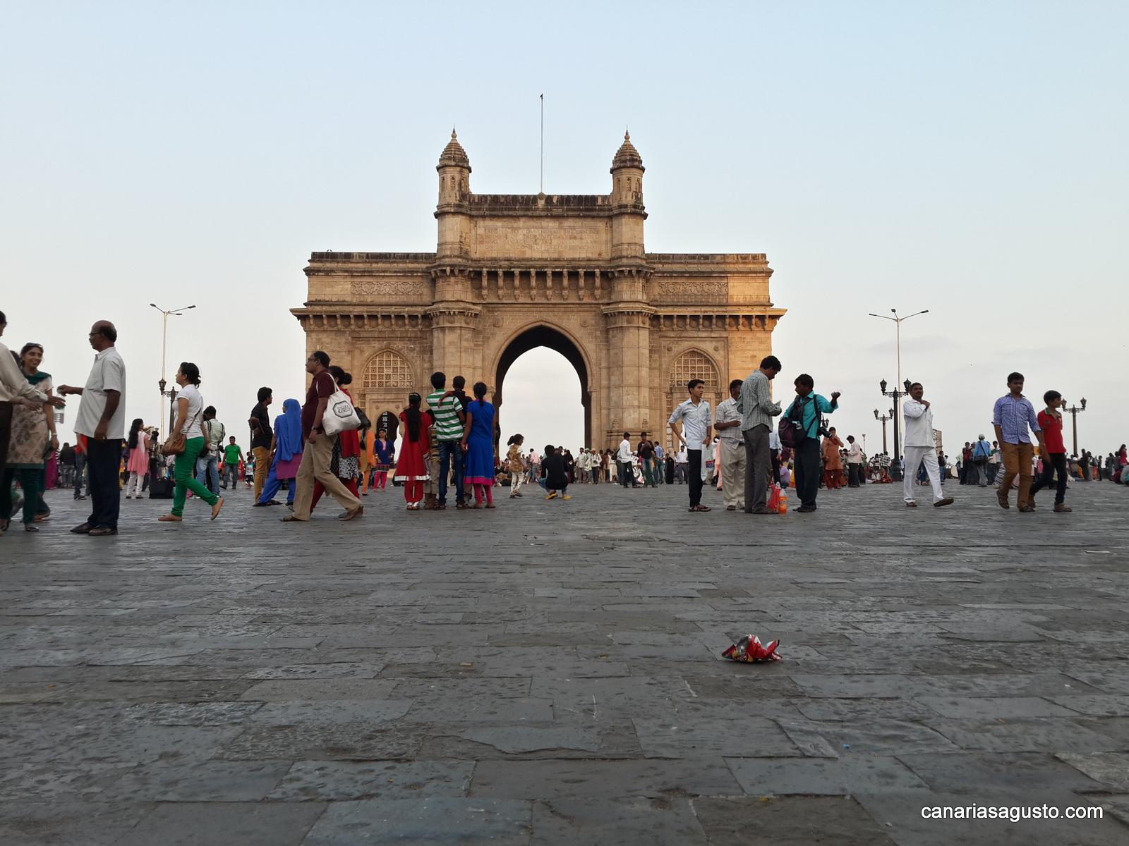 La Puerta de la India - Atardecer