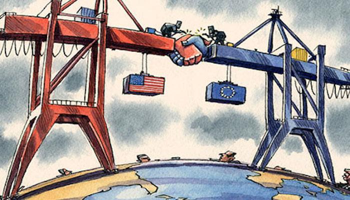 TTIP - Tratado Transatlántico de Comercio e Inversión