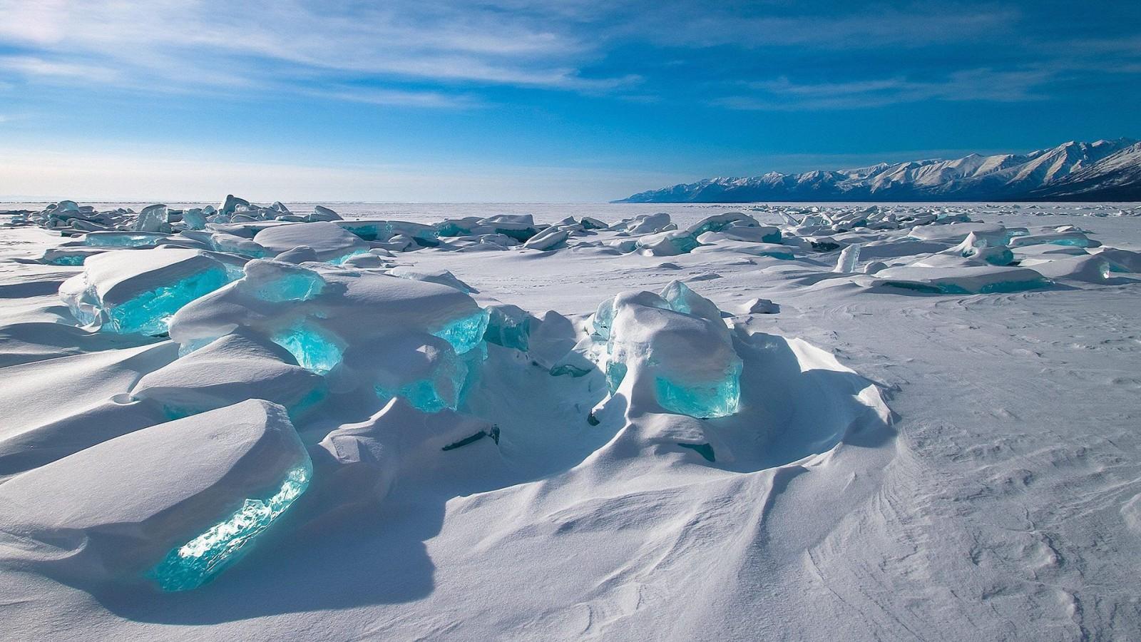 Edad Hielo - Lago Baikal
