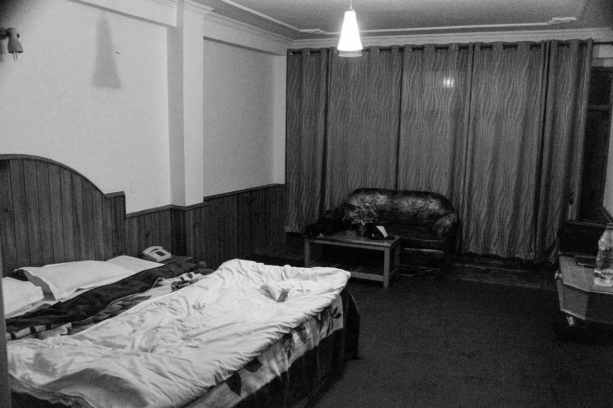 Habitación en Manali