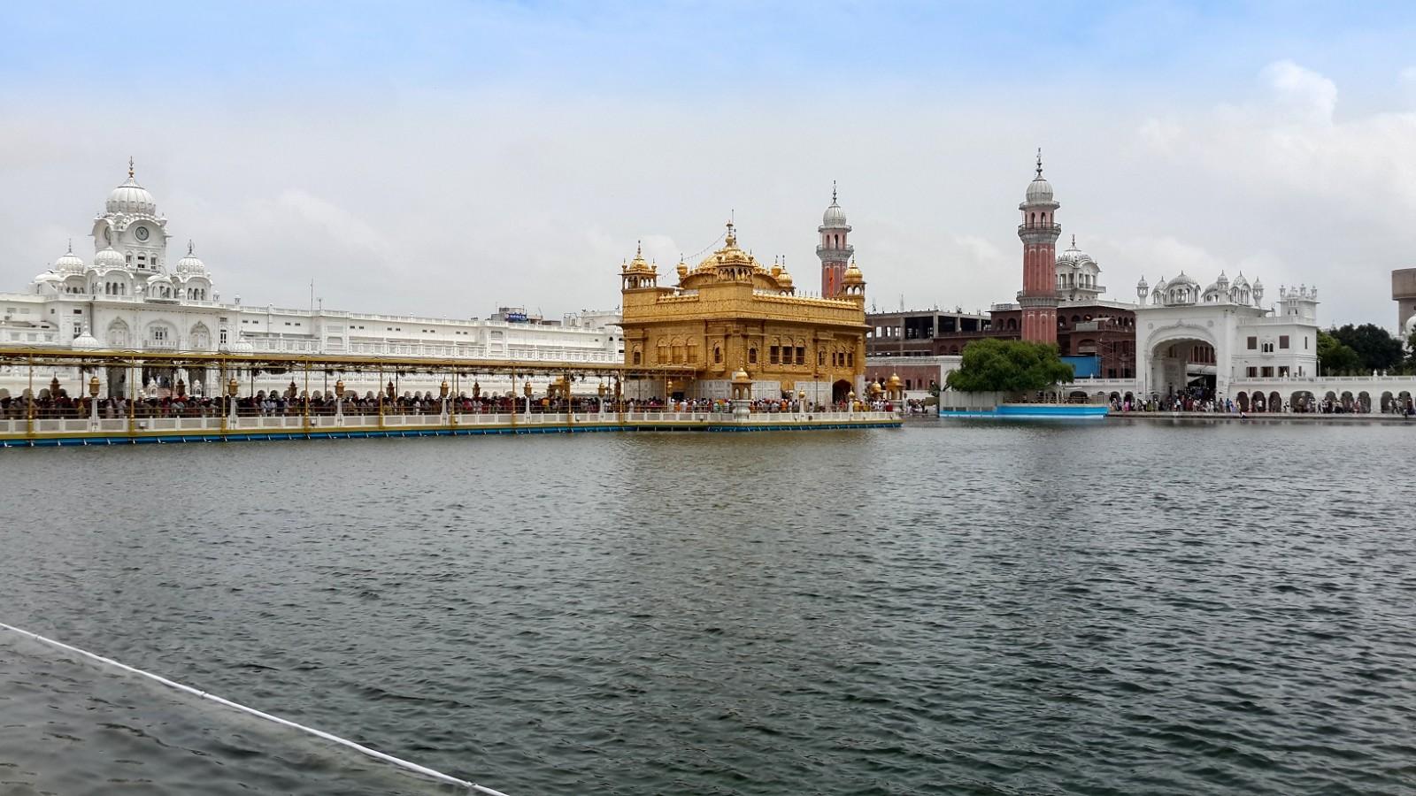 Templo de Oro - Amritsar