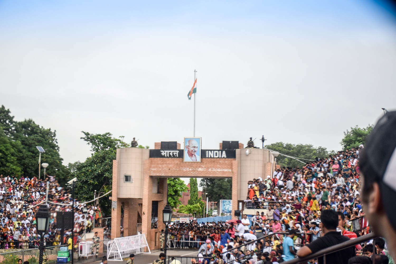 Puerta de India en Wagah