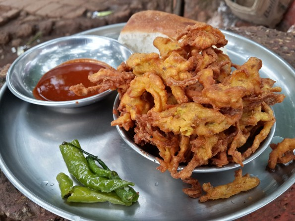 Bhajia Pav