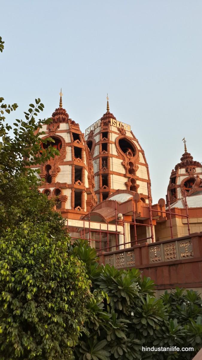 ISKCON Tempo en Delhi
