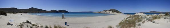 Panorama Playa Simos Centro Ultimo Dia