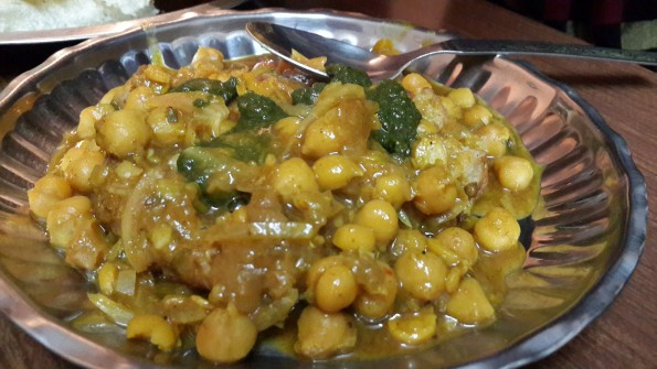 Ragda Pattice - Chole Chaat